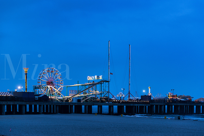 Ferris Wheel, Atlantic City, New Jersey, USA