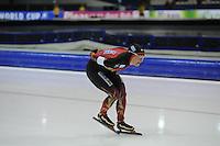 SCHAATSEN: HEERENVEEN: 12-12-2014, IJsstadion Thialf, ISU World Cup Speedskating, Claudia Pechstein (GER), ©foto Martin de Jong