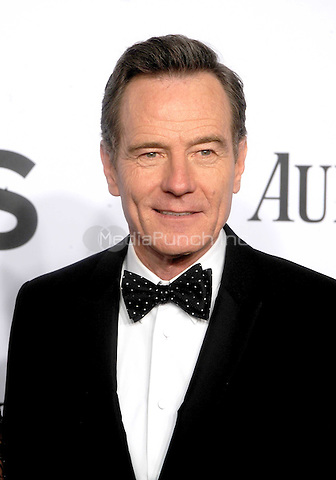 New York, NY- June 5: Bryan Cranston attends the  American Theater Wing's 68th Annual Tony Awards  on June 8, 2014 at Radio City Music Hall in New York City. (C) Credit: John Palmer/MediaPunch