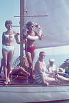 Europe, DEU, Germany, Insel Sylt, In the sixties, Historical image, People group, Sailing. Boat, Sailingship, Sailor, Sailingboat, Historic image from the sixties., Tourism Touristic, Tourist, Travel, Traveller, Journey, Voyage, Holiday, Holidays, Tourist country, Hystory, Historic, Historical, Historical image, Historical photography, Contemporary, Historic image, Historic photography....Europa, DEU, Deutschland, Insel Sylt, 60er Jahre, Historische Aufnahme, Personengruppe, Segelboot, Reisen und Urlaub in den 60er Jahren. Historische Fotografie die in den 60er Jahren entstand und den Zeitgeist der damaligen Zeit symbolisiert., Tourismus, Touristik, Touristisch, Urlaub, Reisen, Reisen, Ferien, Urlaubsreise, Freizeit, Historisch, Geschichte, Geschichtliches, Historische Aufnahme, Historische Fotografie....[For each utilisation of my images my General Terms and Conditions are mandatory. Usage only against use message and proof. Download of my General Terms and Conditions under http://www.image-box.com or ask for sending. A clearance before usage is necessary. Material is subject to royalties. Each utilisation of my images is subject to a fee in accordance to the present valid MFM-List. Contact: Uwe Schmid-Photography, Duisburg, Germany, Tel. (+49).2065.677997,..schmid.uwe@onlinehome.de, www.image-box.com]