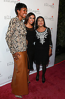 HOLLYWOOD, LOS ANGELES, CA, USA - OCTOBER 09: Eva Longoria, Dolores Huerta arrive at the Eva Longoria Foundation Dinner held at Beso Restaurant on October 9, 2014 in Hollywood, Los Angeles, California, United States. (Photo by David Acosta/Celebrity Monitor)