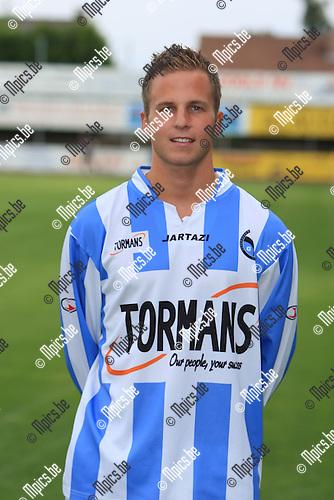 2010-06-22 / Voetbal / seizoen 2010-2011 / Verbroedering Geel-Meerhout / Glenn Boeckmans..Foto: mpics