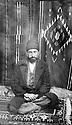 Turquie 1930?.Sheikh Salah Heddine, fils de Sheikh Said.Turkey 1930?.Sheikh Salah Heddine, son of sheikh Said