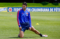 BOGOTA, COLOMBIA - JUNE 5: Colombia's James Rodriguez during a training session of the national soccer team on June 5, 2019 in Bogota, Colombia. Colombia will face Argentina, Paraguay and Qatar on their first stage of the Copa America Brazil 2019.  (Photo by VIEWPRESS/Leonardo Muñoz)