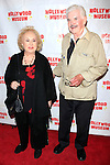 LOS ANGELES - MAY 27: Doris Roberts, Jack Betts at the Marilyn Monroe Missing Moments preview at the Hollywood Museum on May 27, 2015 in Los Angeles, California