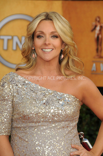 WWW.ACEPIXS.COM . . . . . ....January 30 2011, Los Angeles....Jane Krakowski arriving at the 17th Annual Screen Actors Guild Awards held at The Shrine Auditorium on January 30, 2011 in Los Angeles, CA....Please byline: PETER WEST - ACEPIXS.COM....Ace Pictures, Inc:  ..(212) 243-8787 or (646) 679 0430..e-mail: picturedesk@acepixs.com..web: http://www.acepixs.com