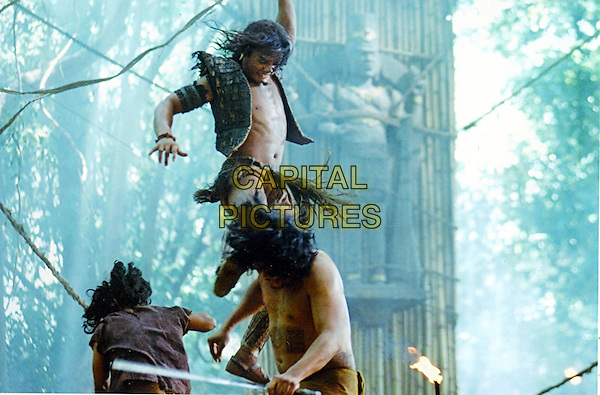 Tony Jaa<br /> in Ong bak 2 (2008) <br /> *Filmstill - Editorial Use Only*<br /> CAP/NFS<br /> Image supplied by Capital Pictures