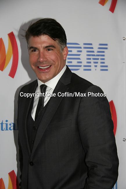 Brian Batt at the 21st Annual GLAAD Media Awards on March 13, 2010 at the New York Marriott Marquis, New York City, NY. (Photo by Sue Coflin/Max Photos)