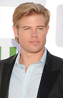BEVERLY HILLS, CA - JULY 29: Trevor Donovan arrives at the CBS, Showtime and The CW 2012 TCA summer tour party at 9900 Wilshire Blvd on July 29, 2012 in Beverly Hills, California. /NortePhoto.com<br />