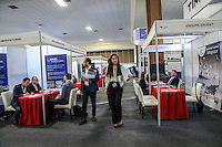 Inicia la segunda The Engine of Aerospace Industry in México 2016 realizado en Expoforum.  <br /> El evento que se realiza 4 y 5 de octubre  y reúne a más de 60 empresas de 14 países.<br /> Sonora ocupa el segundo lugar en el País en el sector aerospacial.<br /> © Foto: LuisGutierrez/NORTEPHOTO.COM<br /> @expoforum