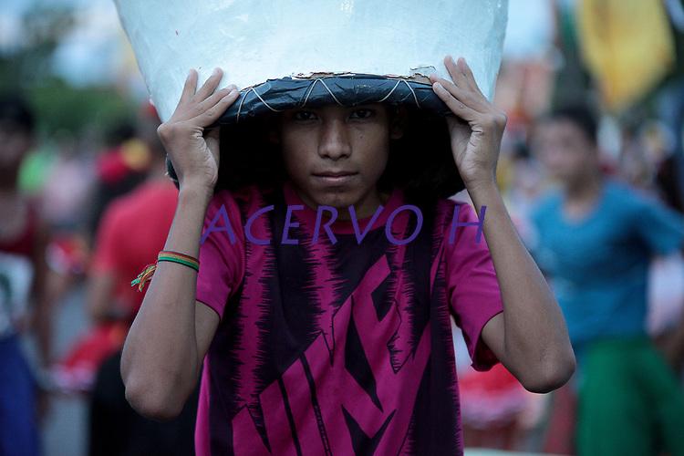 São Caetano de Odivelas. Pará. Brasil. Cidades Carnaval São Caetano de Odivelas. 13-02-18. Fotos: Maycon Nunes/Diário do Pará.