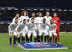 PSG's team group<br /> <br /> - UEFA Champions League - Chelsea vs Paris Saint Germain - Stamford Bridge - London - England - 9th March 2016 - Pic David Klein/Sportimage