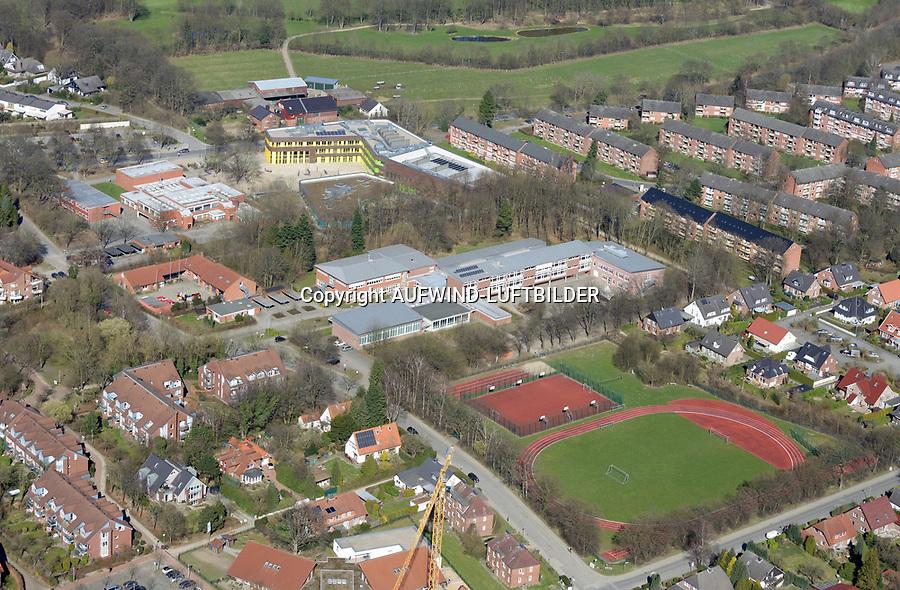 Schulen Wentorf : EUROPA, DEUTSCHLAND, SCHLESWIG- HOLSTEIN, REINBEK, WENTORF (GERMANY), 27.03.2017:  Schulen Wentorf