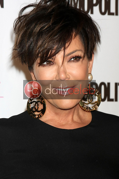 Kris Jenner<br /> at the Cosmopolitan Magazine's 50th Anniversary Party, Ysabel, Los Angeles, CA 10-12-15<br /> David Edwards/DailyCeleb.com 818-249-4998