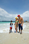 Turistas, Archipielago de Las Perlas / Tourists, Las Perlas Archipelago