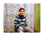 Dimar hasn't seen his parents for 3 years as they left to work in Sochi, Southern Russia. [November 2010]