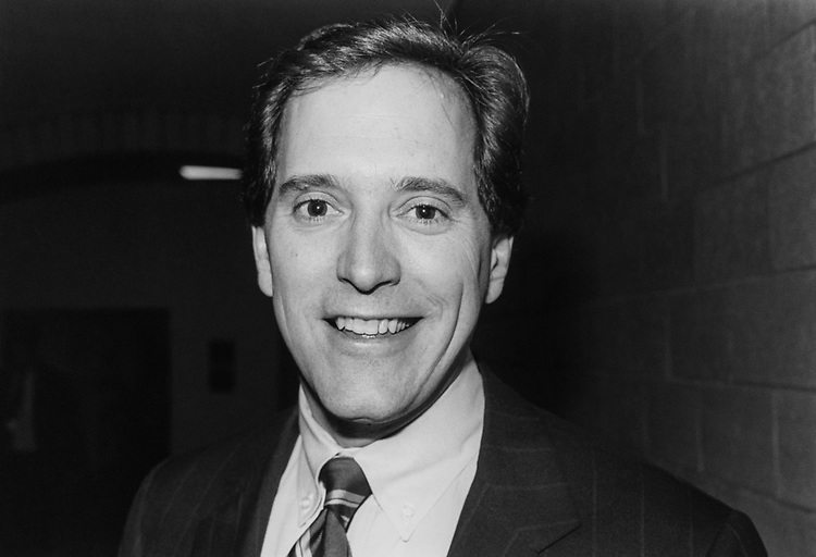 Rep. Dave Camp, R-Mich. 1992 (Photo by Chris Martin/CQ Roll Call via Getty Images)