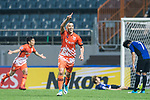 Jeju United Forward Marcelo Toscano (C) celebrating the opening goal of Jeju United during the AFC Champions League 2017 Group H match Between Jeju United FC (KOR) vs Gamba Osaka (JPN) at the Jeju World Cup Stadium on 09 May 2017 in Jeju, South Korea. Photo by Marcio Rodrigo Machado / Power Sport Images
