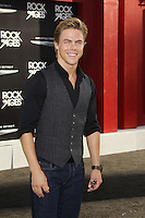 Derek Hough at the premiere of Warner Bros. Pictures' 'Rock of Ages' at Grauman's Chinese Theatre on June 8, 2012 in Hollywood, California. © mpi20/MediaPunch Inc. NORTEPHOTO.COM