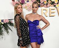 15 November 2019 - Hollywood, California - Paris Hilton, Jasmine Sanders. 3rd Annual #REVOLVEawards 2019 held at Goya Studios. Photo Credit: Birdie Thompson/AdMedia