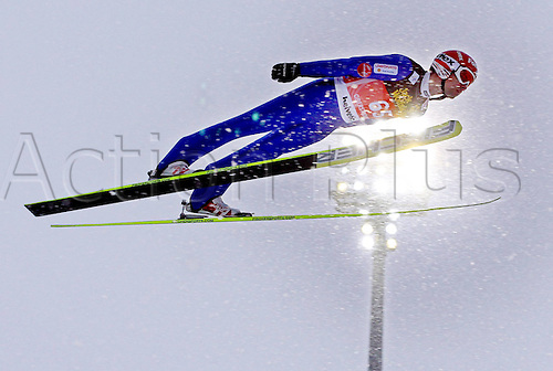 28.12.2010 Nordic Ski Jumping FIS World Cup Vierschanzen Tour Training and Qualification in Oberstdorf Germany. Picture shows Matti Hautamaeki Fin