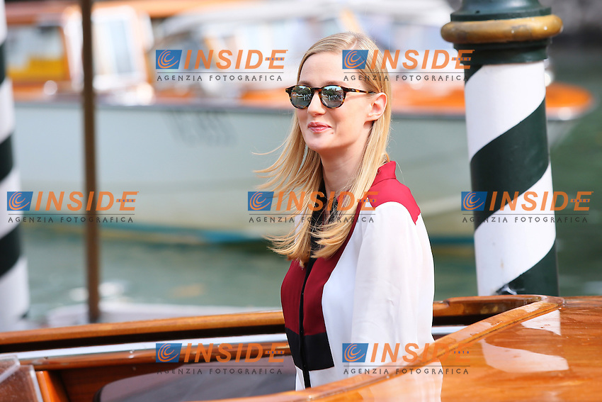 Venice, Italy - August 28:   Eva Riccobono arrives at Darsena of Excelsior Hotel, during the 71st Venice Film Festival on August 28, 2014 in Venice, Italy. (Photo by Mark Cape/Inside)<br /> Venezia, Italy - Agosto 28: Eva Riccobono presente alla Darsena dell' Hotel Excelsior, durante del 71st Venice Film Festival. Agosto 28, 2014 Venezia, Italia. (Photo by Mark Cape/Inside Foto)