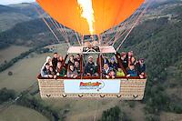 20150821 August 21 Hot Air Balloon Gold Coast