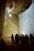 Ancient Water Cistern, Masada, Negev Desert, Israel