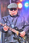 C&eacute;sar Rosas of Los Lobos, live concert Spring Gr&uuml;v, Canyons Resort, Park City, Utah<br /> <br /> digital imagery: sWitt, MeanPony Productions