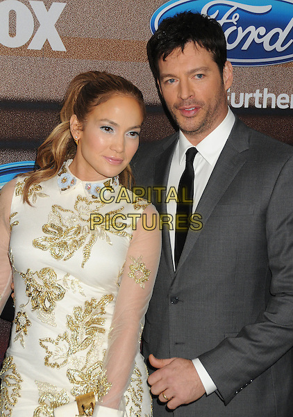 11 March 2015 - West Hollywood, California - Jennifer Lopez, Harry Connick Jr.. American Idol Season 14 Finalists Party held at The District. <br /> CAP/ADM/BP<br /> &copy;BP/ADM/Capital Pictures