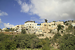 Israel, Jerusalem, neighborhood of Silwan