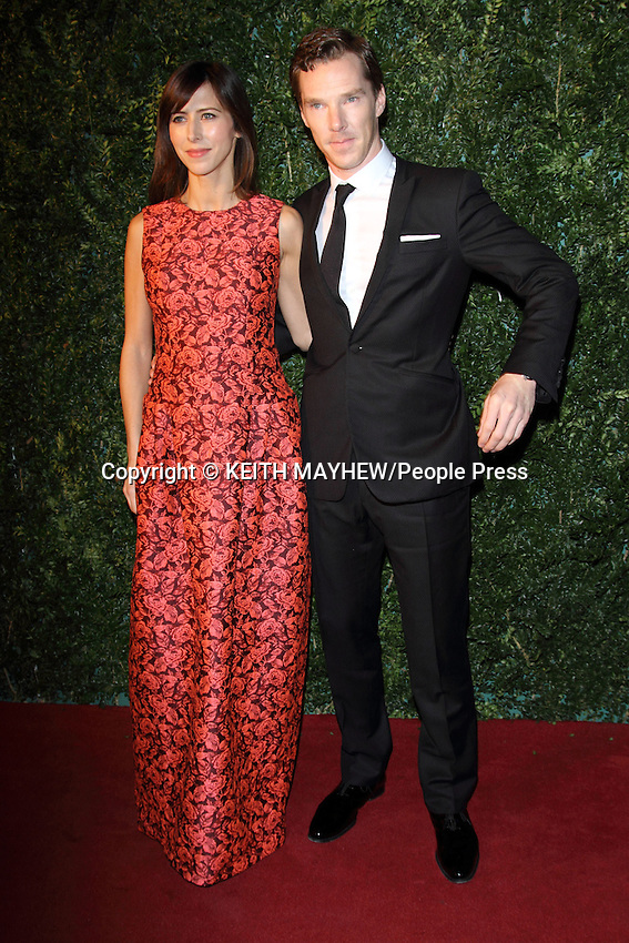 Evening Standard Theatre Awards at the London Palladium, London on November 30th 2014<br /> <br /> Photo by Keith Mayhew