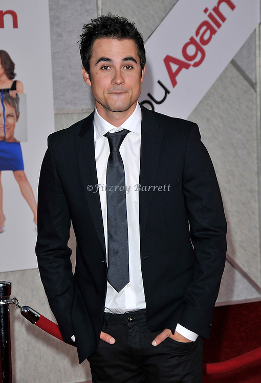 Sean Wing at the You Again premiere held at the El Capitan Theatre in Hollywood, Ca. September 22, 2010 ©Fitzroy Barrett
