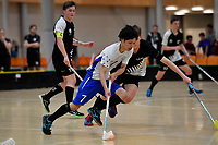 U19 Men's World Championships Qualification for Asia-Oceania Region, New Zealand v Japan  at ASB Sports Centre, Wellington, New Zealand on Friday 28 September 2018. <br /> Photo by Masanori Udagawa. <br /> www.photowellington.photoshelter.com