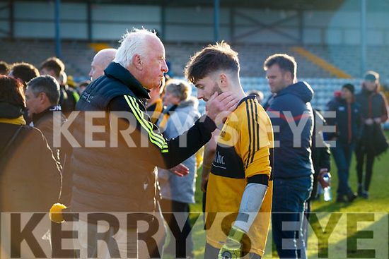 Shane Murphy Dr Crokes after his team were defeated by Nemo Rangers in the Munster Senior Club Championship Final at Páirc Ui Rinn, Cork on Sunday.