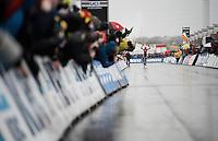 Jens Dekker (NLD is the new Junior World Champion<br /> <br /> Junior Men's race<br /> UCI 2016 cyclocross World Championships