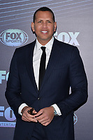 NEW YORK - MAY 13: Alex Rodriguez attends the Fox 2019 Upfront Red Carpet arrivals at the Wollman Rink in Central Park on May 13, 2019 in New York City. (Photo by Anthony Behar/Fox/PictureGroup)