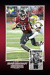 Senior Memorabilia Prints - WSU Cougar Football