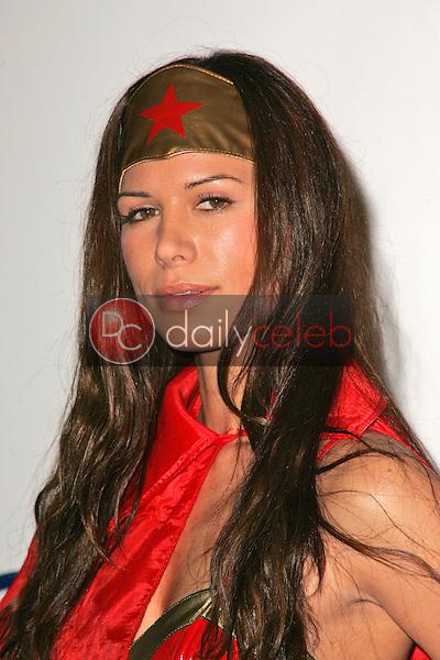 Rhona Mitra<br /> at Heidi Klum's 7th Annual Halloween Party, Privilege, Los Angeles, CA 10-31-06<br /> <br /> David Edwards/DailyCeleb.com 818-249-4998