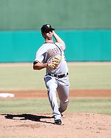 Cory Van Allen / Peoria Saguaros 2008 Arizona Fall League..Photo by:  Bill Mitchell/Four Seam Images