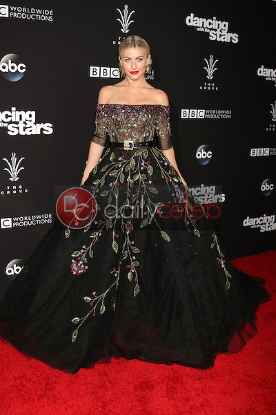 """Julianne Hough<br /> at the """"Dancing With The Stars"""" Live Finale, The Grove, Los Angeles, CA 11-22-16<br /> David Edwards/DailyCeleb.com 818-249-4998"""
