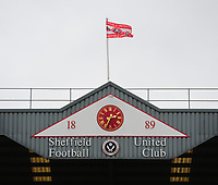 A general view of Bramall Lane, home of Sheffield United<br /> <br /> Photographer Chris Vaughan/CameraSport<br /> <br /> The EFL Sky Bet League One - Sheffield United v Charlton Athletic - Saturday 18th March 2017 - Bramall Lane - Sheffield<br /> <br /> World Copyright &copy; 2017 CameraSport. All rights reserved. 43 Linden Ave. Countesthorpe. Leicester. England. LE8 5PG - Tel: +44 (0) 116 277 4147 - admin@camerasport.com - www.camerasport.com