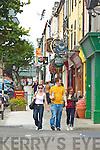Castleisland cosmopolitan Main Street    Copyright Kerry's Eye 2008