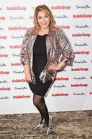 Nicole Barber Lane<br /> at the Inside Soap Awards 2017 held at the Hippodrome, Leicester Square, London<br /> <br /> <br /> ©Ash Knotek  D3348  06/11/2017