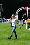 Lauren Shannon at the 2012 Land Rover Burghley Horse Trials in Stamford, Lincolnshire,UK.