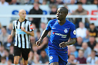 Tiemoue Bakayoko of Chelsea during Newcastle United vs Chelsea, Premier League Football at St. James' Park on 13th May 2018