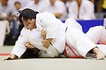 Sara Asahina, September 14, 2014 - Judo : All Japan Junior Judo Championships Women's +78kg Final at Saitama Prefectural Budokan, Saitama, Japan. (Photo by Yusuke Nakanishi/AFLO SPORT) [1090]