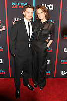 Sebastian Stan and Sigourney Weaver at the screening of USA Network's 'Political Animals' at the Morgan Library & Museum in New York City. June 25, 2012. © Ronald Smits/MediaPunch Inc. *NORTEPHOTO* **SOLO*VENTA*EN*MEXICO** **CREDITO*OBLIGATORIO** **No*Venta*A*Terceros** **No*Sale*So*third** *** No*Se*Permite Hacer Archivo** **No*Sale*So*third** *Para*más*información:*email*NortePhoto@gmail.com*web*NortePhoto.com*