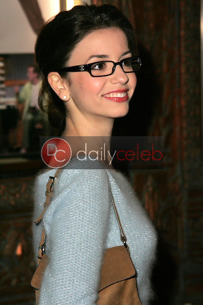 """Masiela Lusha<br />at the Opening of """"Irving Berlin's White Christmas"""". Pantages Theatre, Hollywood, CA. 11-28-05<br />Dave Edwards/DailyCeleb.com 818-249-4998"""