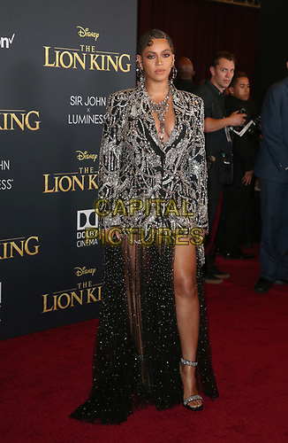 """9 July 2019 - Hollywood, California - Beyoncé. The Premiere Of Disney's """"The Lion King"""" held at Dolby Theatre. <br /> CAP/ADM/FS<br /> ©FS/ADM/Capital Pictures"""